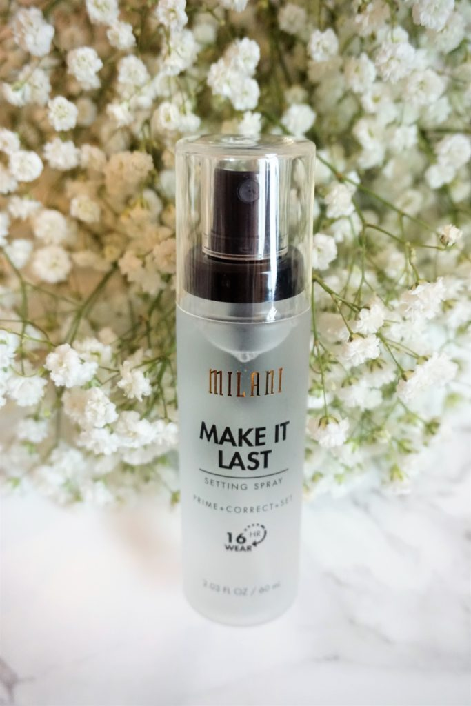 Make It Last Setting Spray Prime + Correct + Set by Milani #12